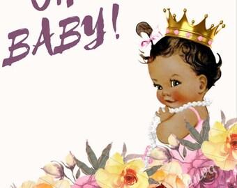 Baby Shower Invitations & Prints