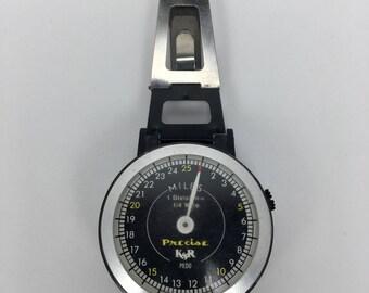 Pedometer - Precise K&R Pedometer - Vintage - Made in USA