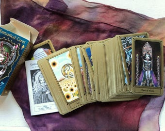 Fantastical Tarot Card Deck