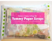 Yummy Paper Kit for Collage and journaling