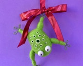 MistleToad Christmas Decoration