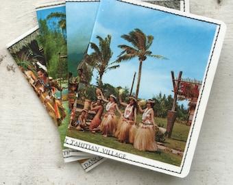 Slim Wallet- South Pacific Postcards- Choose 1