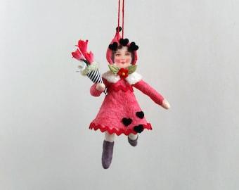 Spun Cotton Valentine's - Sasha - Plumpuppets