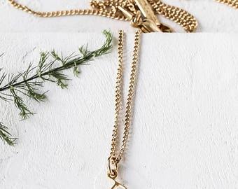 On Sale, Tiny Initial Necklace, personalized monogram jewelry, minimalist charm jewelry, girls children kids jewelry