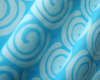 Hand Dyed Fabric, Cotton Fabric Bundle, Fabric Destash, Cotton Fabric Grab Bag, Batik Fabric Bundle