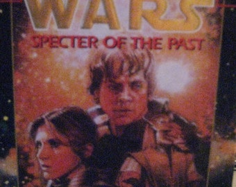 STAR WARS Specter of the Past Hardcover Book 1997