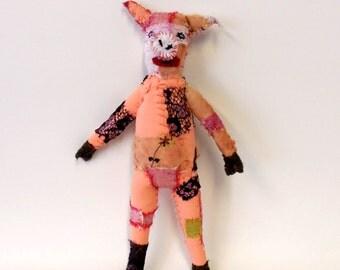 pig textile animal