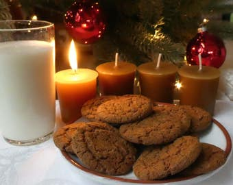 CHRISTMAS COOKIES (votives or 4-oz soy jar candle)