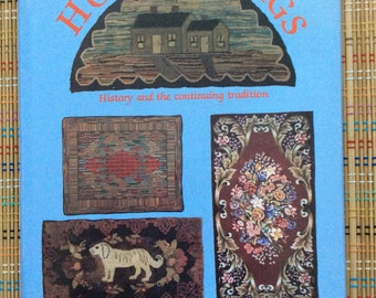 Hooked Rugs: Vintage HB, History And The Continuing Tradition R