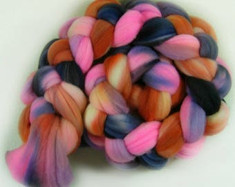 Maja 1 merino wool top for spinning and felting (4.1 ounces)