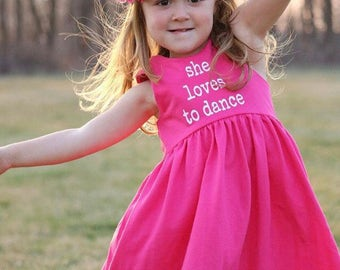 """Create your own """"She Loves"""" Dress"""