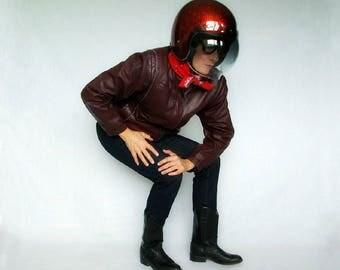 black leather laredo boots - 1211278