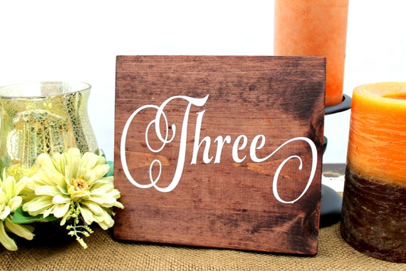 Table Numbers Rustic, Wooden Table Numbers, Table Numbers, Wooden Table Numbers, Table Numbers 1-25, Wood Wedding Sign, Wood Signs