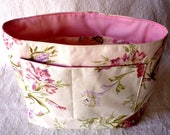 Large Handbag Organizer - Purse Insert Liner - Women's Purse Organizer, Organizer for inside purse - Mother's Day Gift - Tote Insert