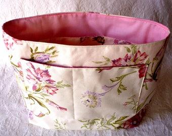 Large Handbag Organizer - Purse Insert Liner - Women's Purse Organizer, Organizer for inside purse - Mother's Day Gift - Tote Insert