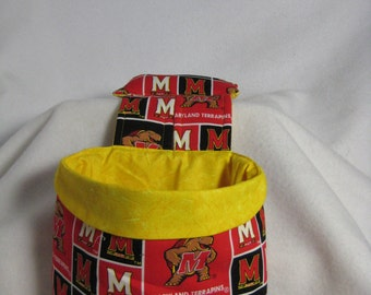 Stay Put Pouch  Car Trash Bag University of Maryland