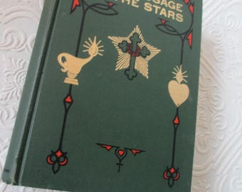 The Message of the Stars by Max Heindel - 1971 Rare Vintage Medical Astrology Book