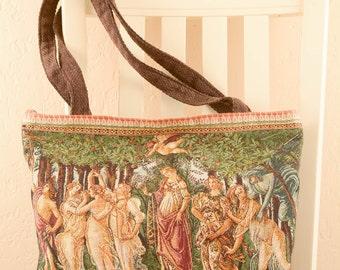 Botticelli's Springtime Regina