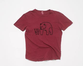 Me and Papa Bear Tee, Father's Day, Gift for Dad, Bear Shirt, S-2XL