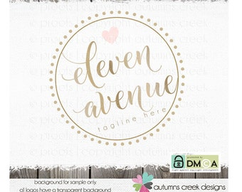 Logo Designs Premade logo Photography Logos and Watermarks Logos blog Logo heart Logo Real Sewing Logo blogger Logos Premade Logo Designs
