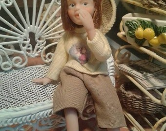 Minimariba Dolls - Little secrets 2 dollhouse doll