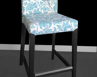 Cockatoo Ikea Bar Stool Cover Bird Print Henriksdal Cover SALE
