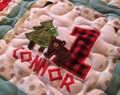 RESERVED LISTING for Lisa P (Onesie Quilt)
