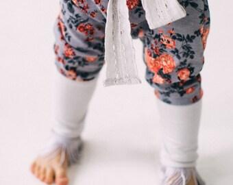 Toddler Floral Harem Pant | OAK Marlow Pant