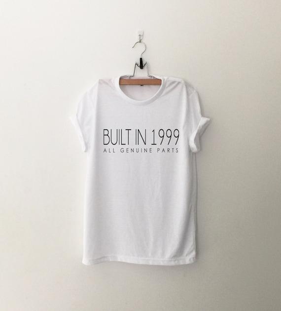 18th Birthday Gift Shirt Tshirt T Shirt With Saying Womens