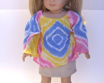 American Girl Just Like You Doll # 52  Blonde Hair and Brown Eyes
