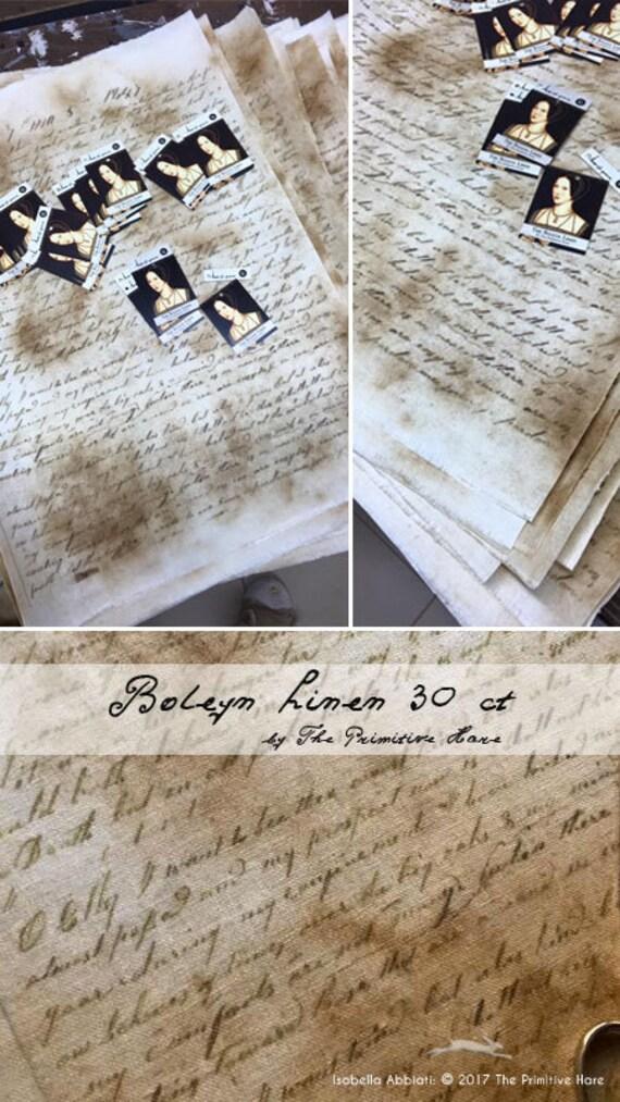 Boleyn 30 ct Linen