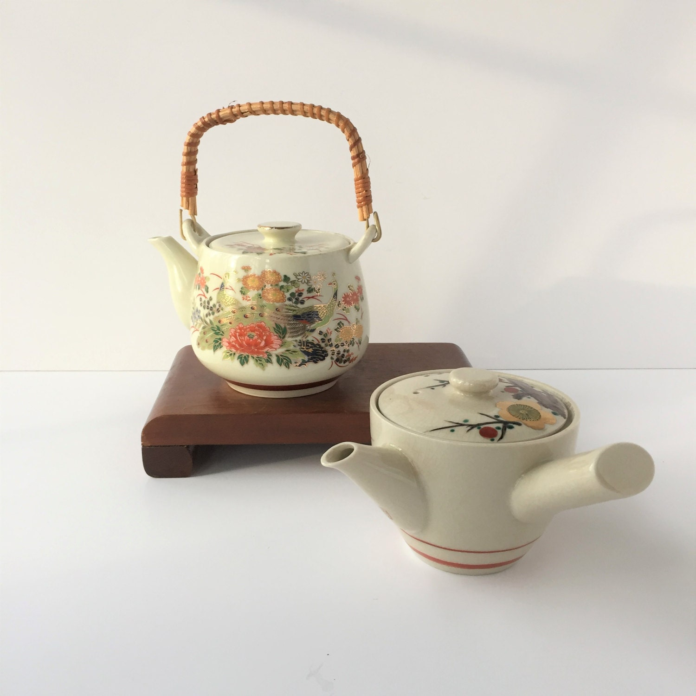 Asian style teapots