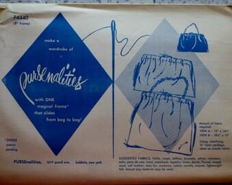 Pursenalities P4440 / Evening Bag Pattern/Sealed