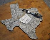 Texas Granite Cheeseboard -State Cheese Plate