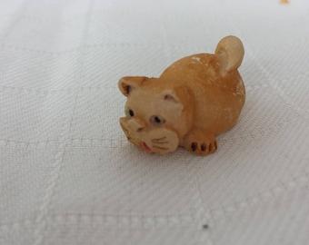 Miniature Cat Made in Scotland