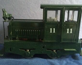 Whitcomb Locomotive Model Train 1:20.3 - Nevada County Narrow Gauge #11 Prototype