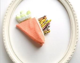 Gifts for Kids - Zipper Wallet, Zipper bag, Zipper Pouch, Zipper Pouch Bag, Zipper Coin Purse, Pencil Pouch, Pencil Holder, Crayon Holder