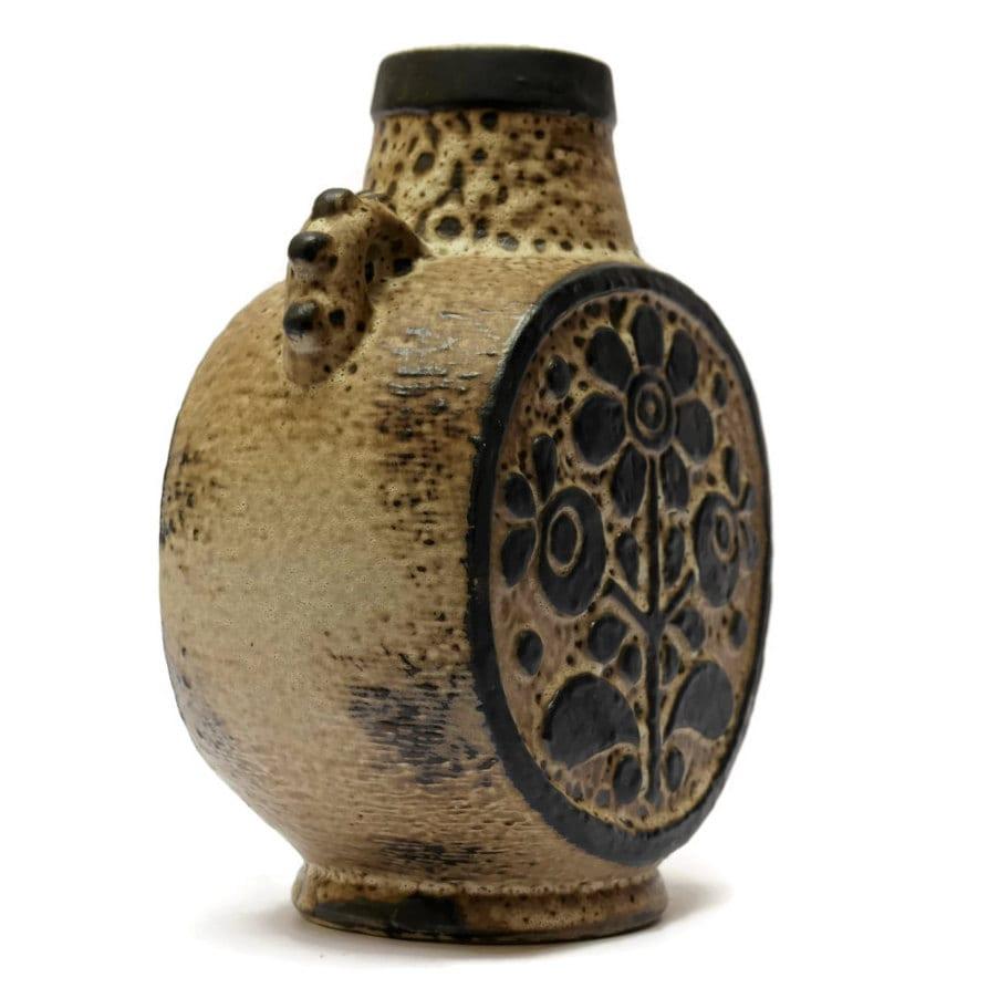 Mid century fat lava glazed ceramic vase by carstens keramik west mid century fat lava glazed ceramic vase by carstens keramik west germany vintage luxus pottery art vase with flowers pattern 7696 25 reviewsmspy