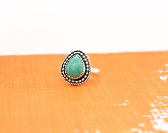 Turquoise Ring // Made to Order