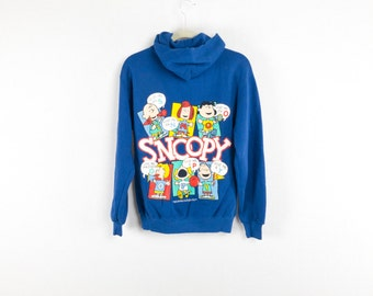 Deadstock 70's Snoopy Hoodie