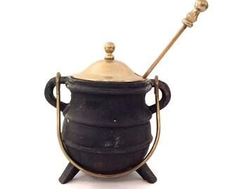 Fire starter pot | Etsy