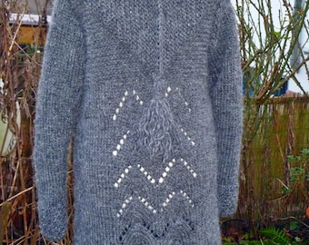 cardigan from iceland wool***M