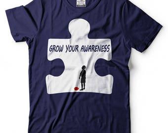 Autism Awareness T-Shirt Gift For Autistic Tee Shirt
