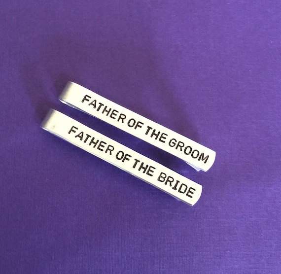 SET OF 2 Father Of The Bride Gift Father Of The Groom Gift