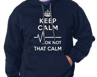 Paramedic Hoodie Funny Occupation Hooded Sweatshirt EMT Apparel Sweater