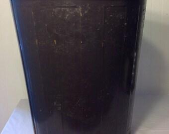 Industrial/School Lawson Steel Trash Can