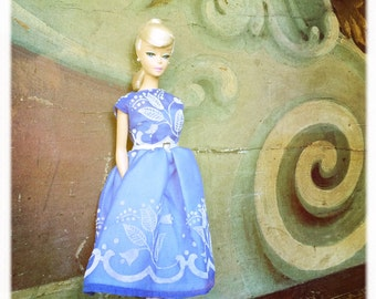 Barbie Clothes, Barbie Doll Clothes, Barbie Dress, Barbie Dresses, Barbie Vintage, Barbie Handmade