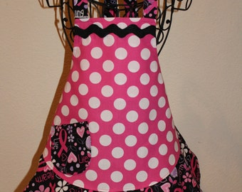 Child's Small Breast Cancer Apron