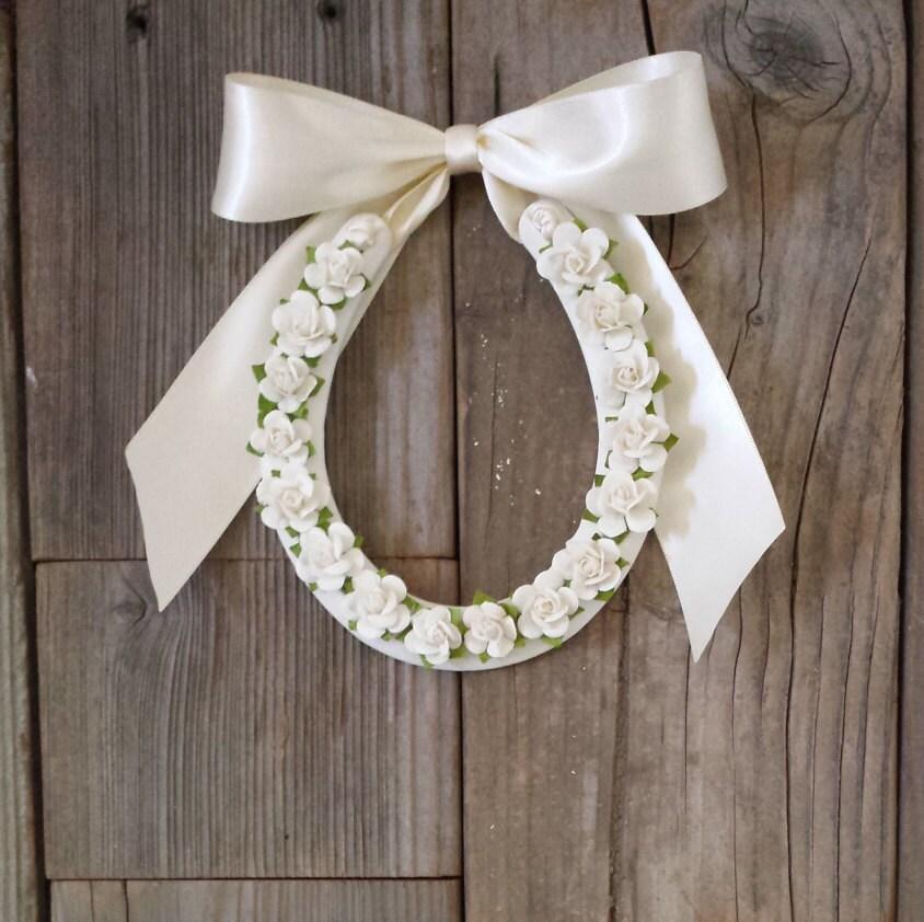 Wedding Gift Bags Ireland : Wedding Horseshoe Unique Wedding Gift Irish by EECustomHorseShoes