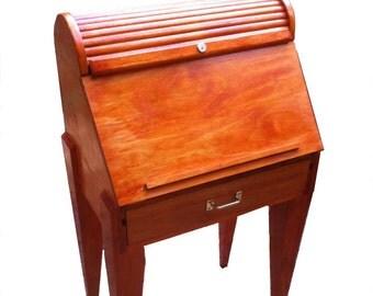 rounded top rolltop desk - Rolltop Desk